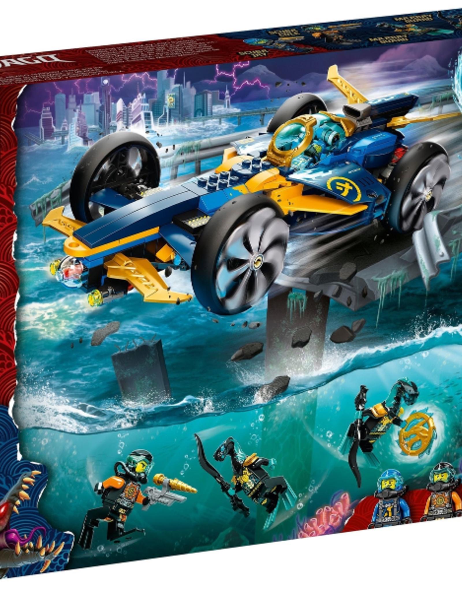 LEGO LEGO 71752 Ninja Sub-Speeder NINJAGO NIEUW