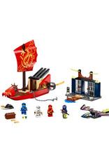 LEGO LEGO 71749 Laatste vlucht Destiny's Bounty NINJAGO NIEUW