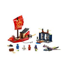 LEGO 71749 Laatste vlucht Destiny's Bounty NINJAGO NIEUW