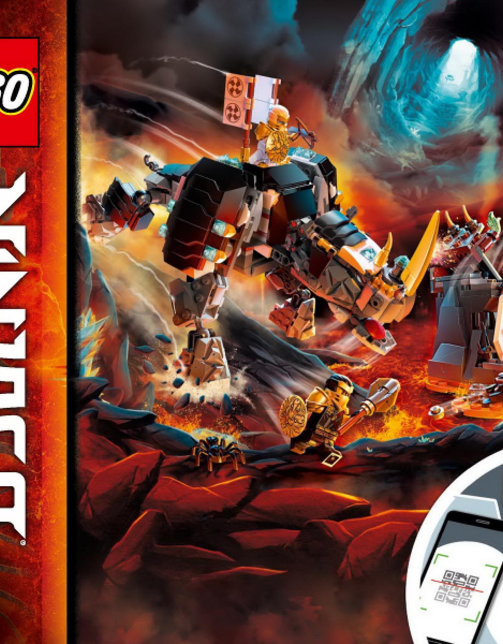 LEGO LEGO 71719 Zane's Mino-figuur NINJAGO NIEUW
