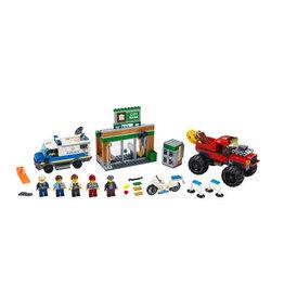 LEGO 60245 Police Monster Truck Heist CITY