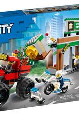 LEGO LEGO 60245 Police Monster Truck Heist CITY