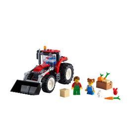LEGO 60287 Tractor CITY NIEUW
