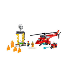 LEGO 60281 Fire Rescue Helicopter CITY NIEUW