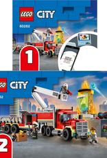 LEGO LEGO 60282 Fire Command Unit CITY NIEUW