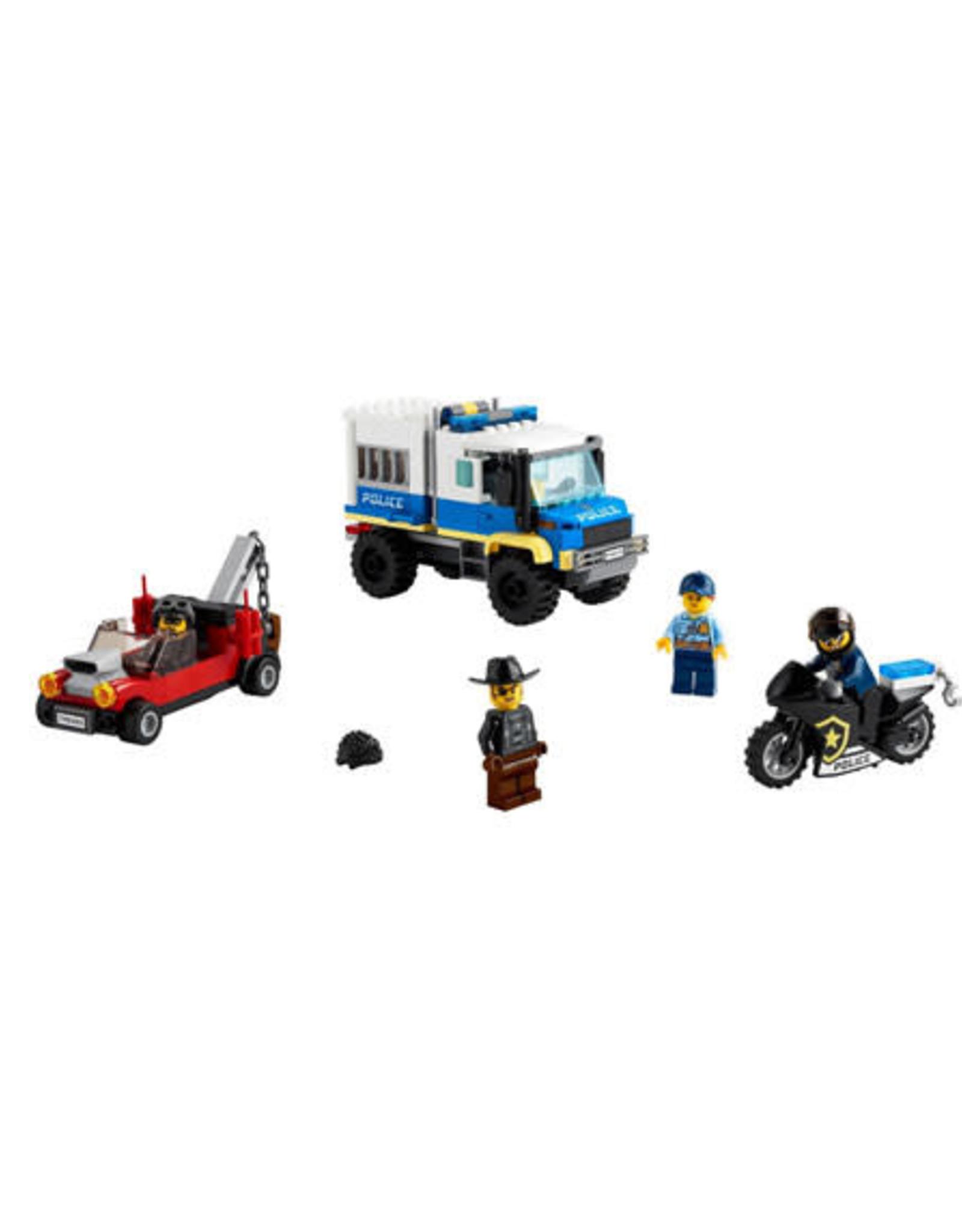 LEGO LEGO 60276 Police Prisoner Transport CITY NIEUW