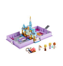 LEGO 43175 Anna and Elsa's Storybook Adventures DISNEY NIEUW