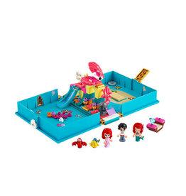 LEGO 43176 Ariel's Storybook Adventures DISNEY NIEUW