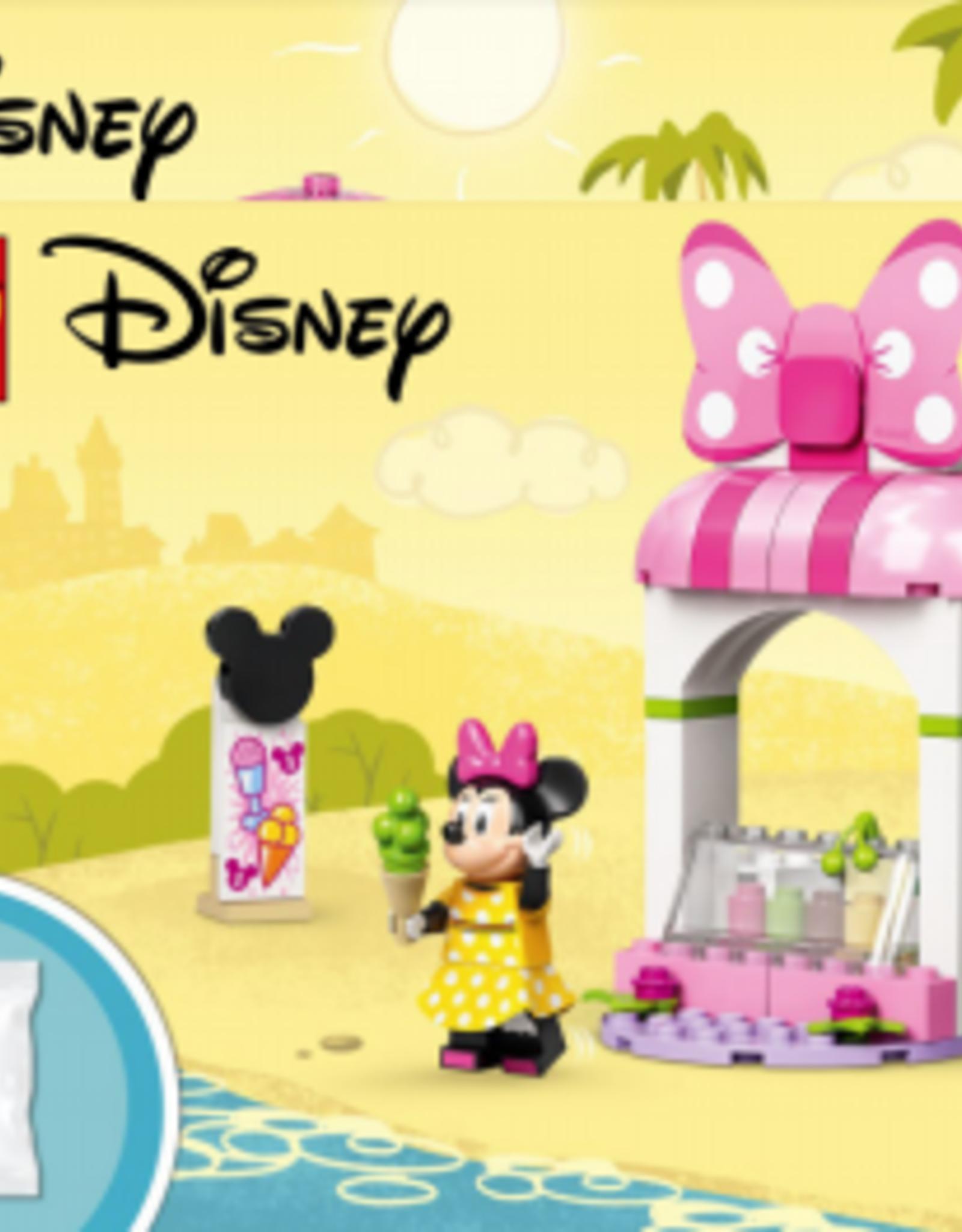 LEGO LEGO 10773 Minnie Mouse's Ice Cream Shop DISNEY NIEUW