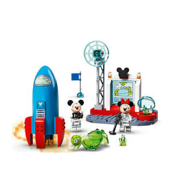 LEGO 10774 Mickey Mouse & Minnie Mouse's Space Rocket DISNEY NIEUW
