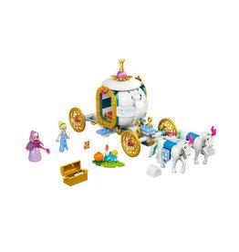 LEGO 43192 Cinderella's Royal Carriage DISNEY NIEUW