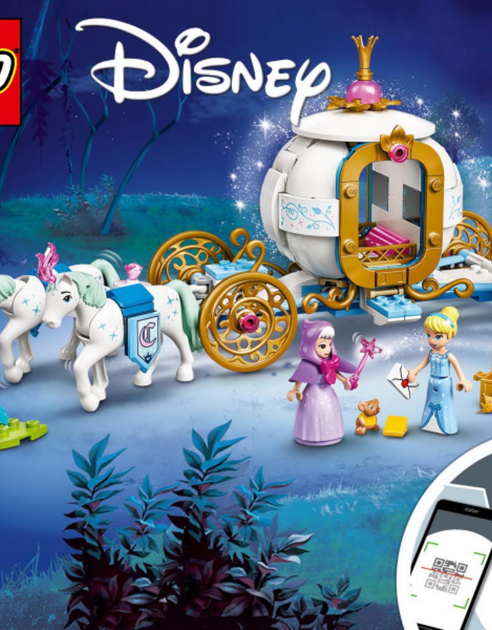 LEGO LEGO 43192 Cinderella's Royal Carriage DISNEY NIEUW