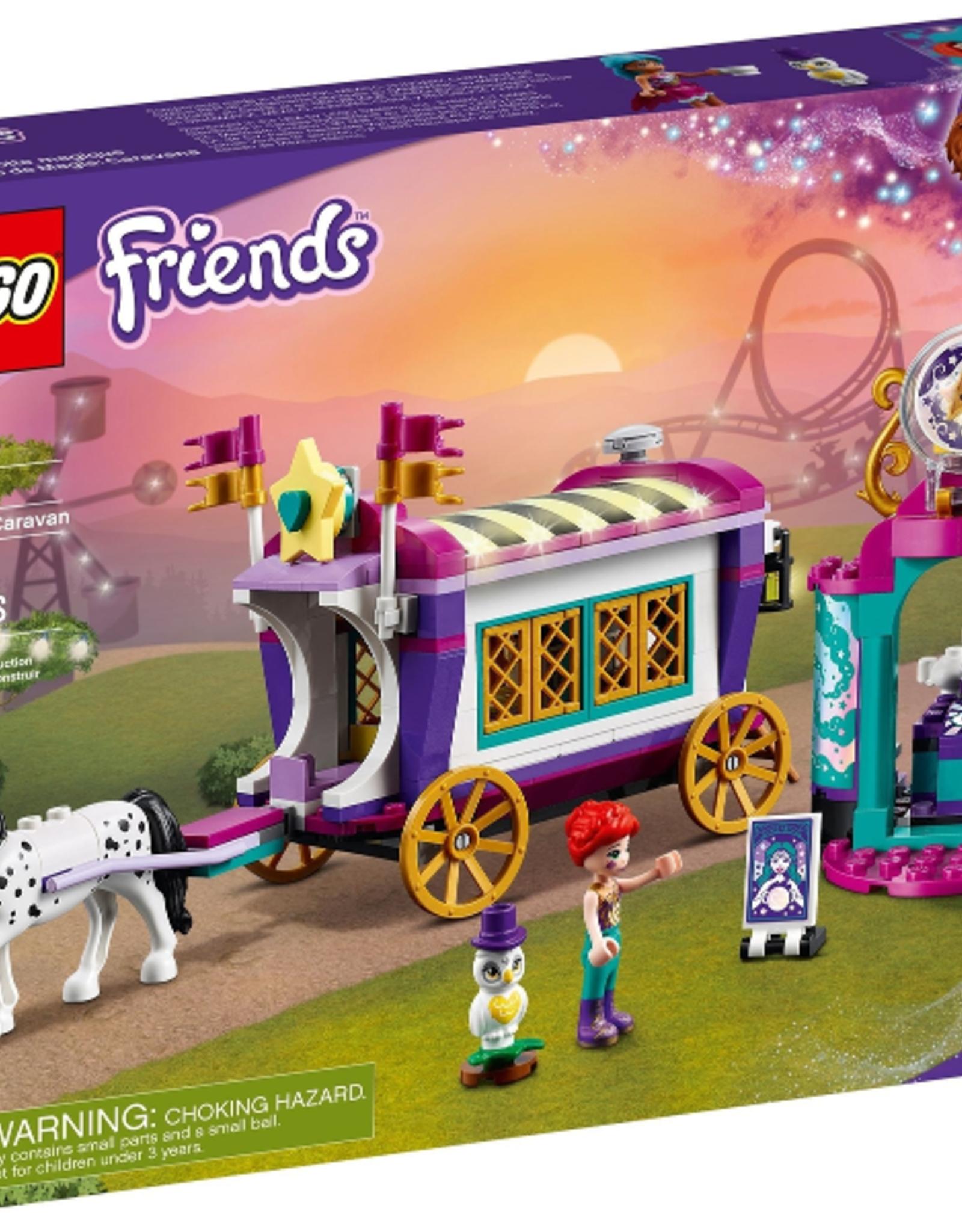 LEGO LEGO 41688 Magical Caravan FRIENDS NIEUW