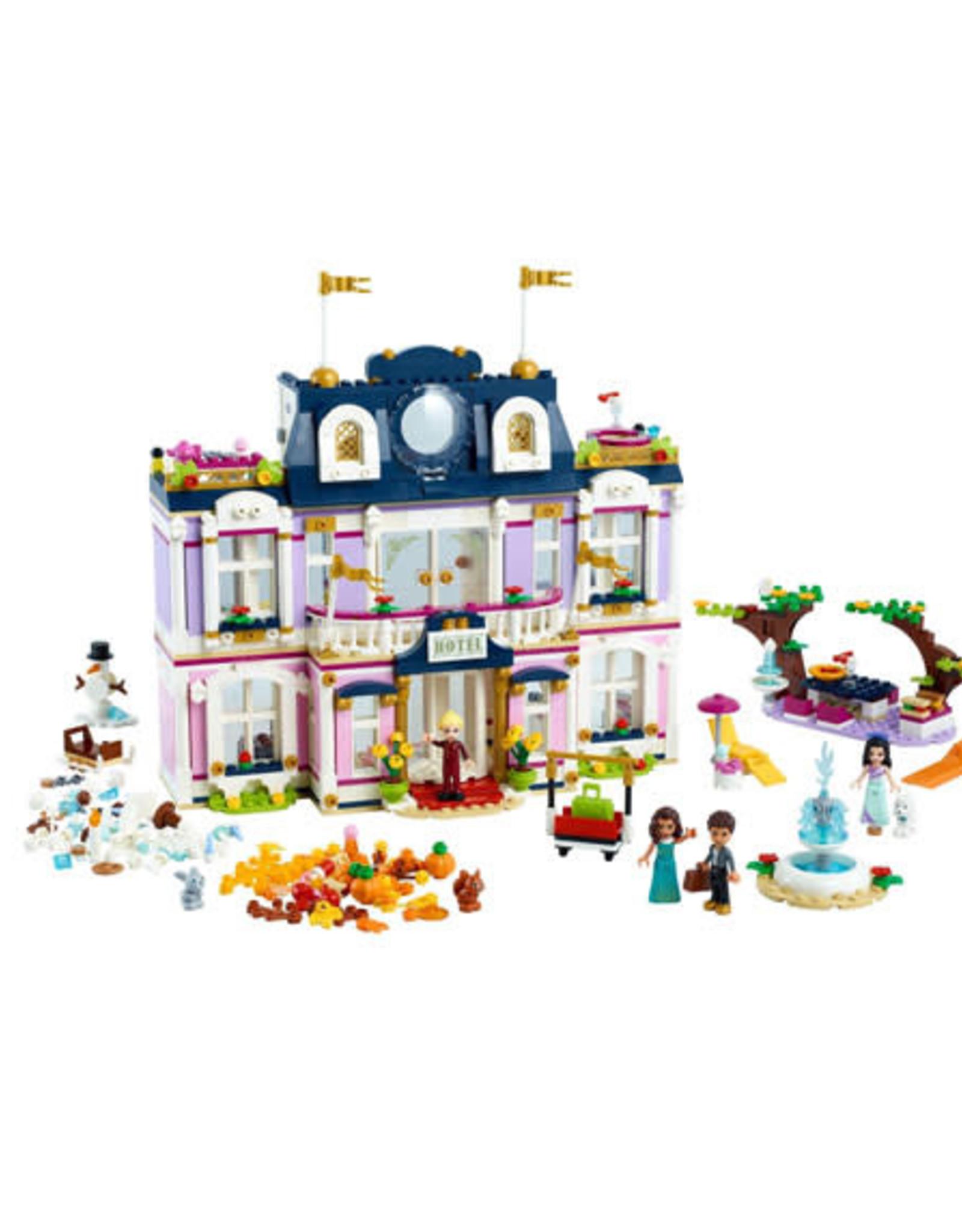 LEGO LEGO 41684 Heartlake City Grand Hotel FRIENDS NIEUW