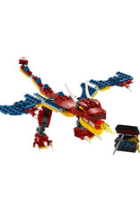LEGO LEGO 31102 Fire Dragon CREATOR NIEUW
