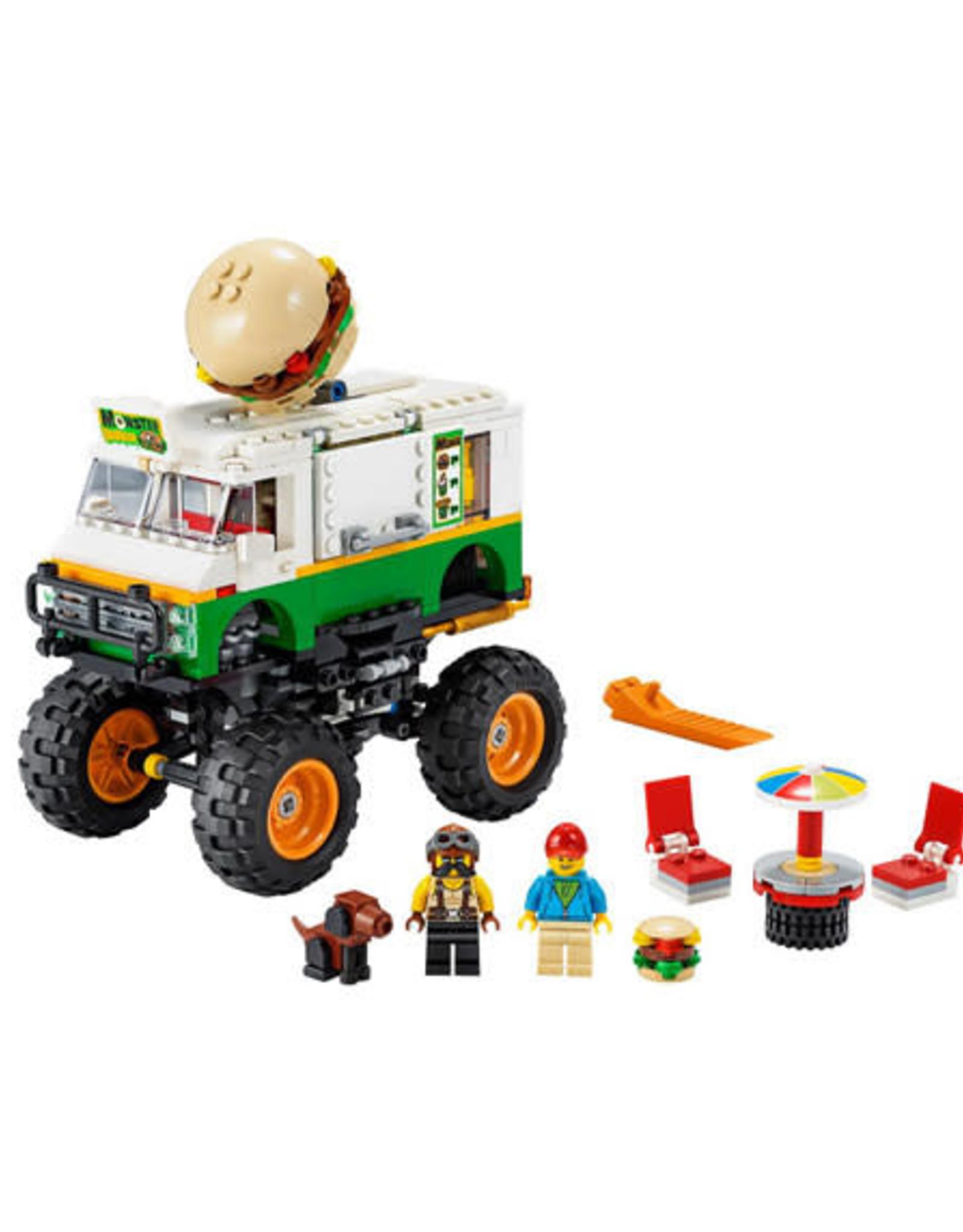 LEGO LEGO 31104 Monster Burger Truck CREATOR NIEUW