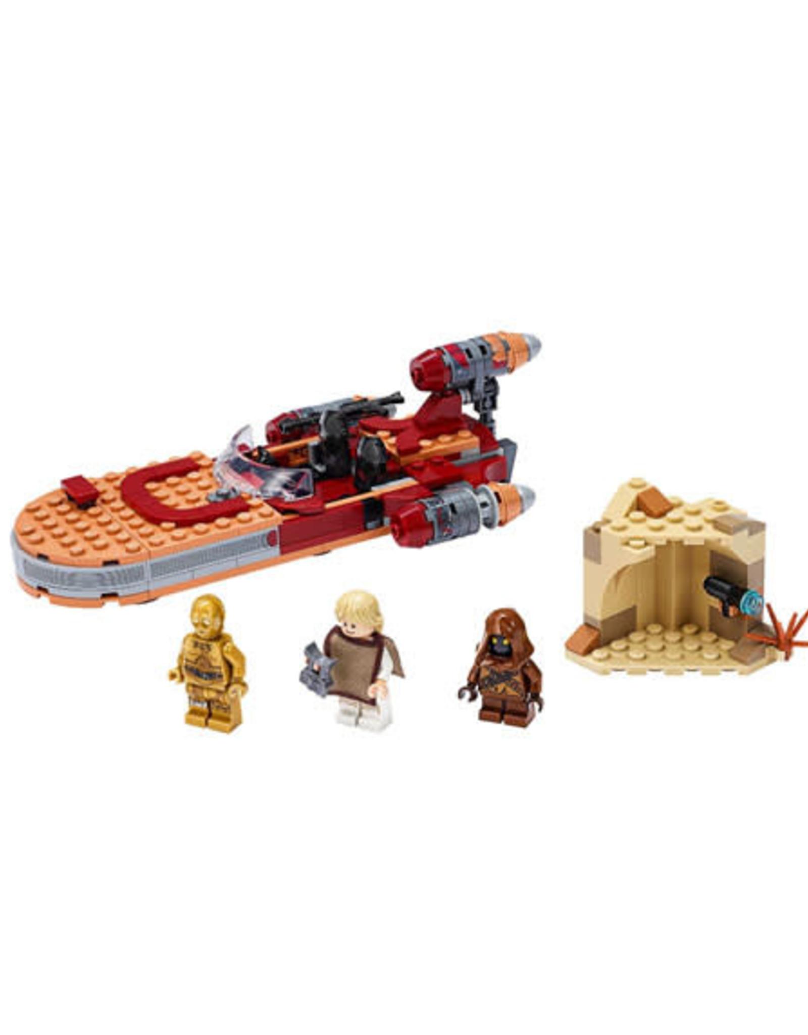 LEGO LEGO 75271 Luke Skywalker's Landspeeder STAR WARS NIEUW