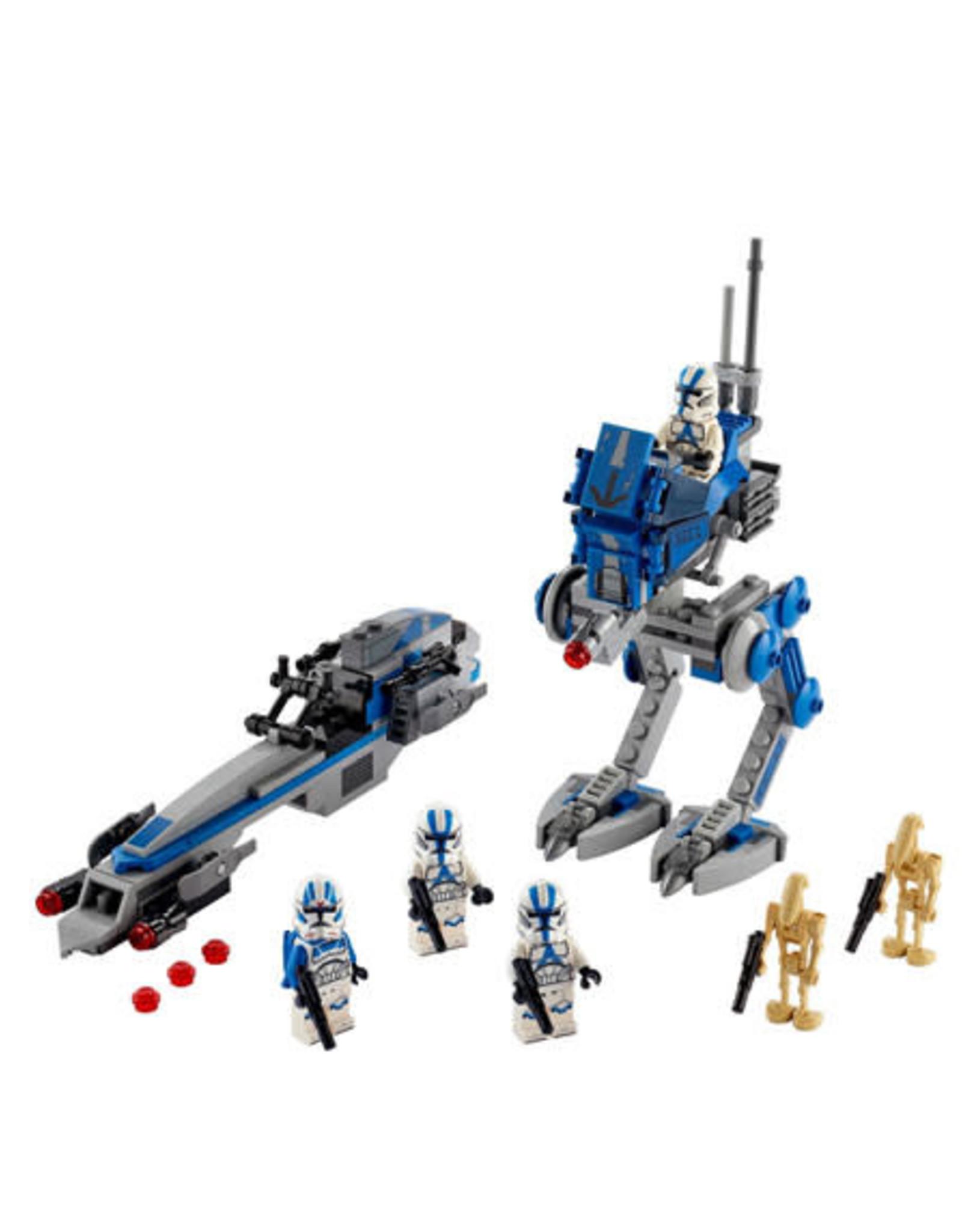 LEGO LEGO 75280 501st Legion Clone Troopers STAR WARS NIEUW