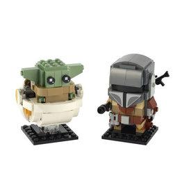LEGO 75317 The Mandalorian & The Child STAR WARS NIEUW