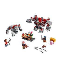 LEGO 21163 The Redstone Battle MINECRAFT NIEUW