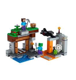 "LEGO 21166 The ""Abandoned"" Mine MINECRAFT NIEUW"
