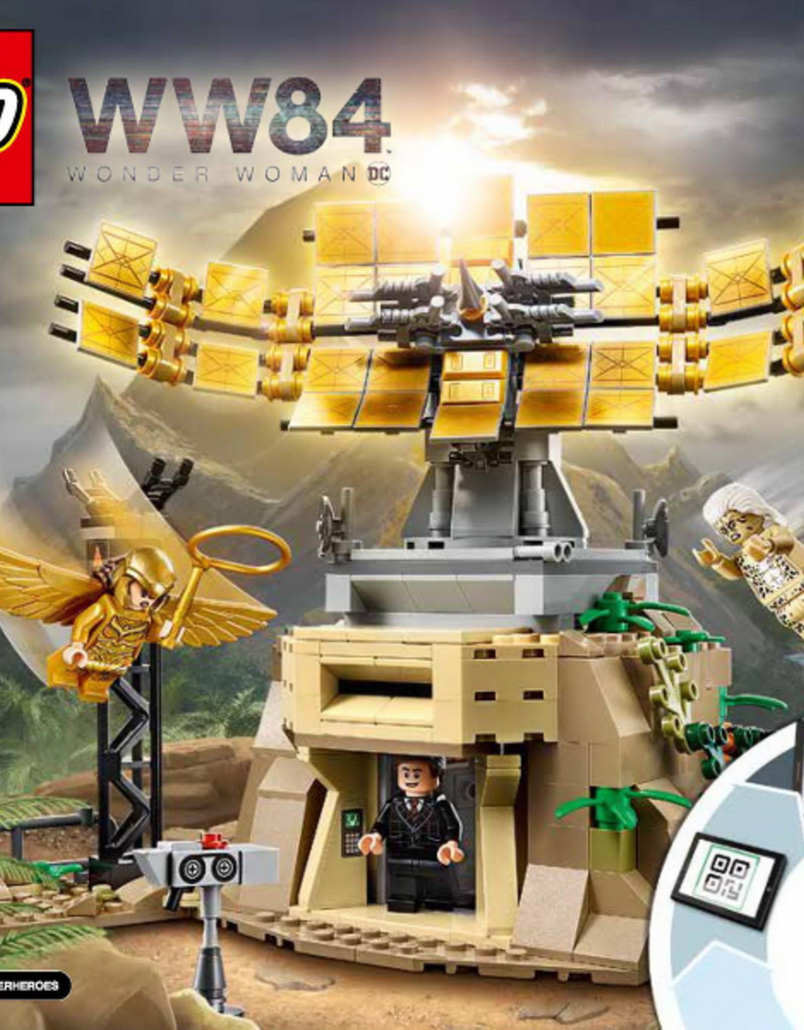 LEGO LEGO 76157 Wonder Woman vs Cheetah SUPER HEROES NIEUW