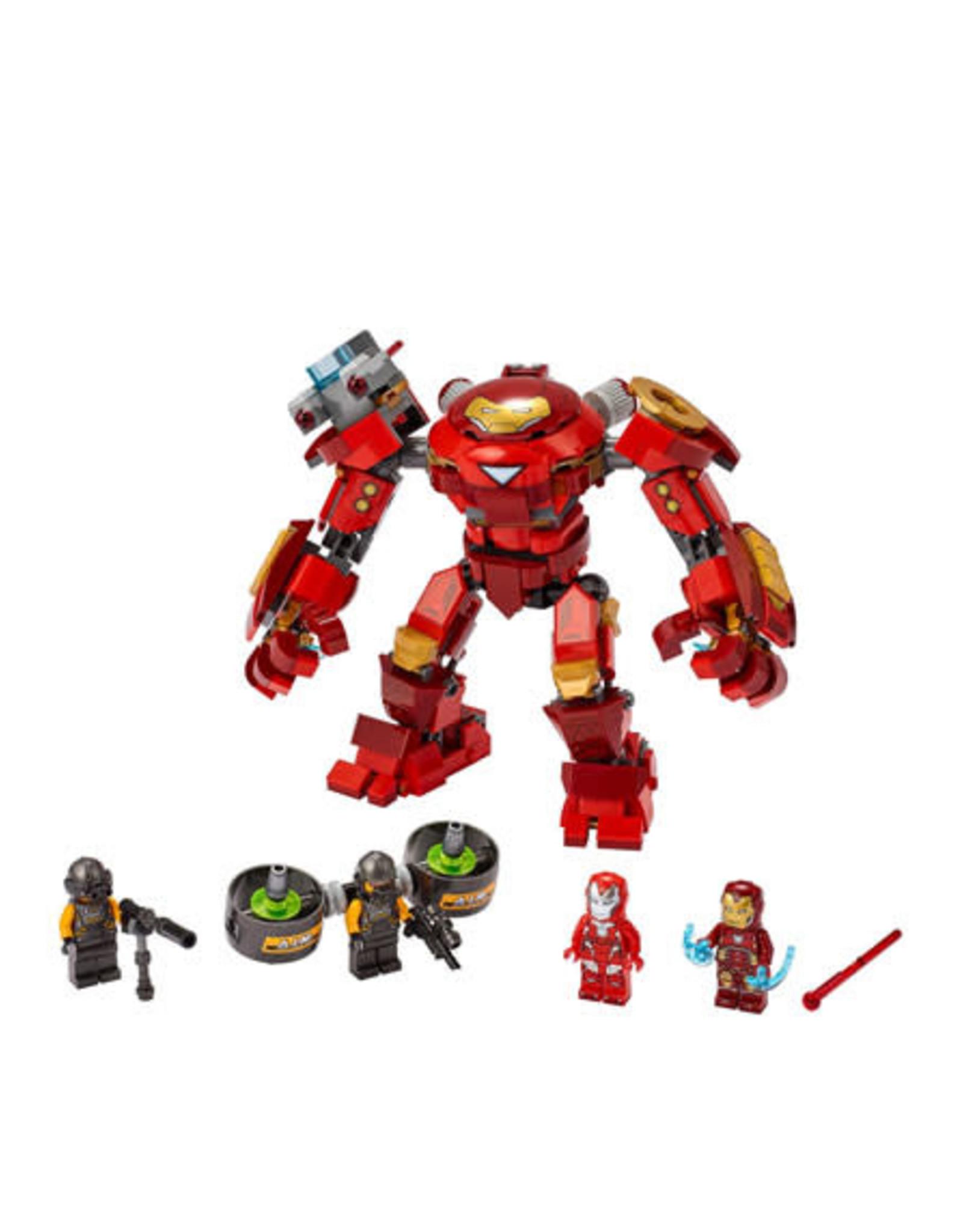 LEGO LEGO 76164 Iron Man Hulkbuster versus A.I.M. Agent SUPER HEROES NIEUW