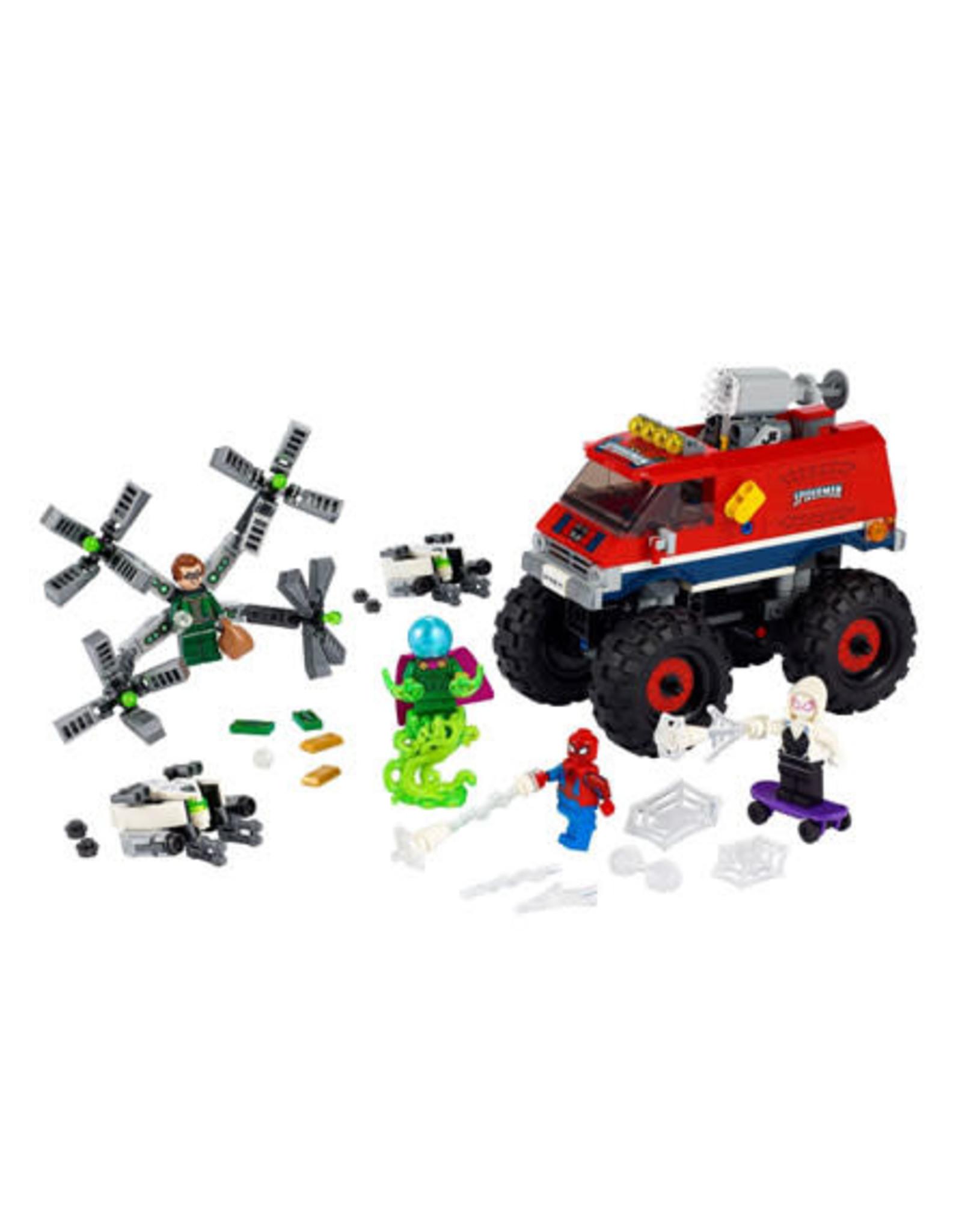 LEGO LEGO 76174 Spider-Man's Monster Truck vs. Mysterio SUPER HEROES NIEUW