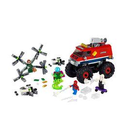LEGO 76174 Spider-Man's Monster Truck vs. Mysterio SUPER HEROES NIEUW