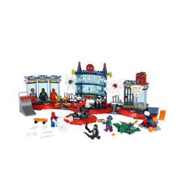 LEGO 76175 Attack on the Spider Lair SUPER HEROES NIEUW