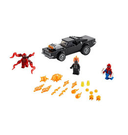 LEGO 76173 Spider-Man and Ghost Rider vs. Carnage SUPER HEROES NIEUW