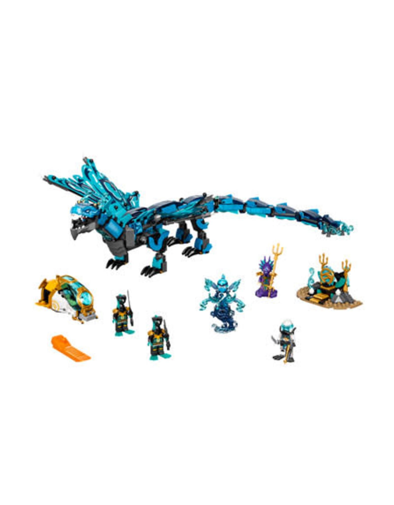 LEGO LEGO 71754 Water Dragon NINJAGO NIEUW