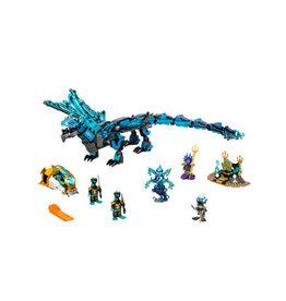 LEGO 71754 Water Dragon NINJAGO NIEUW