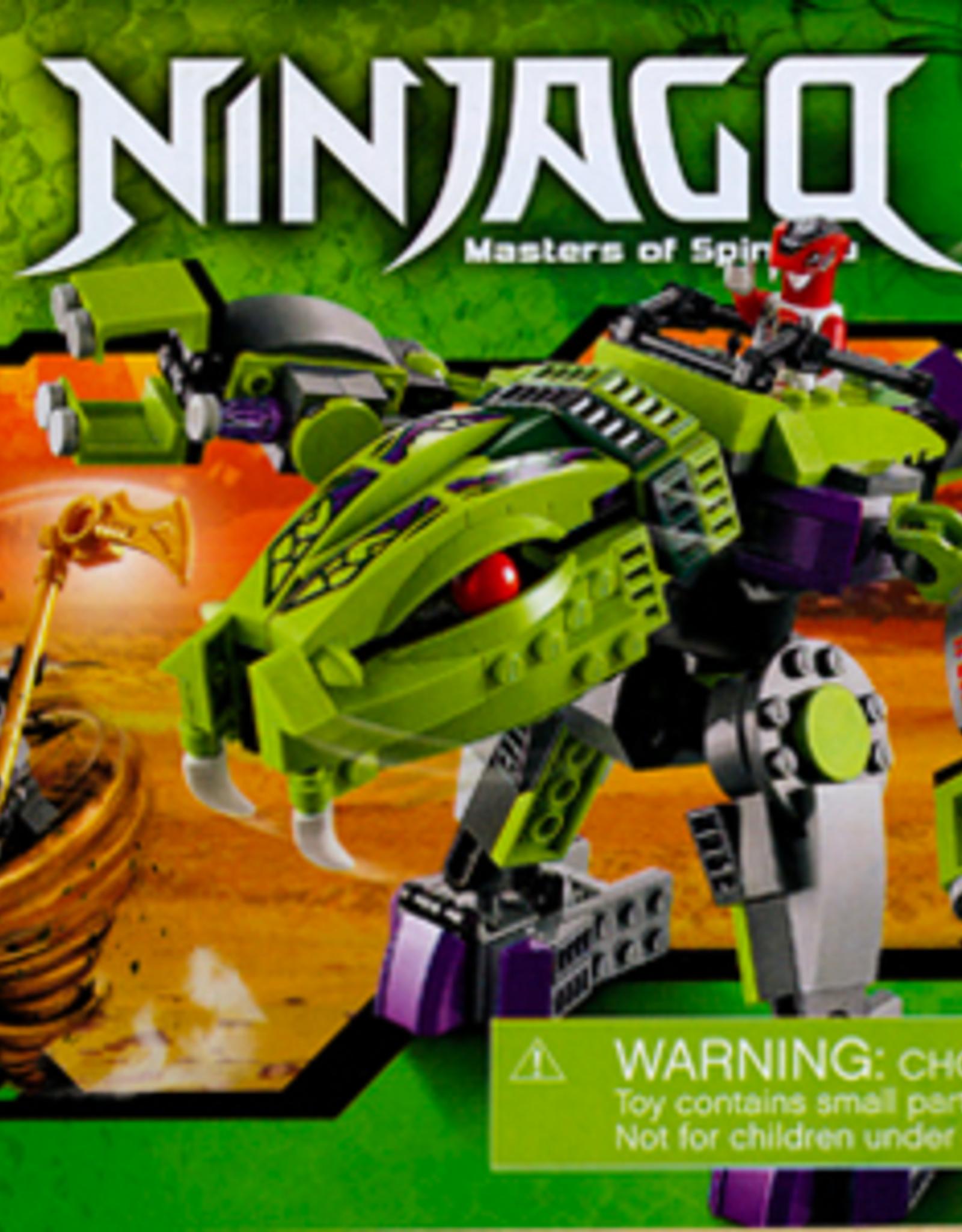 LEGO LEGO 9455 Fangpyre Mech NINJAGO