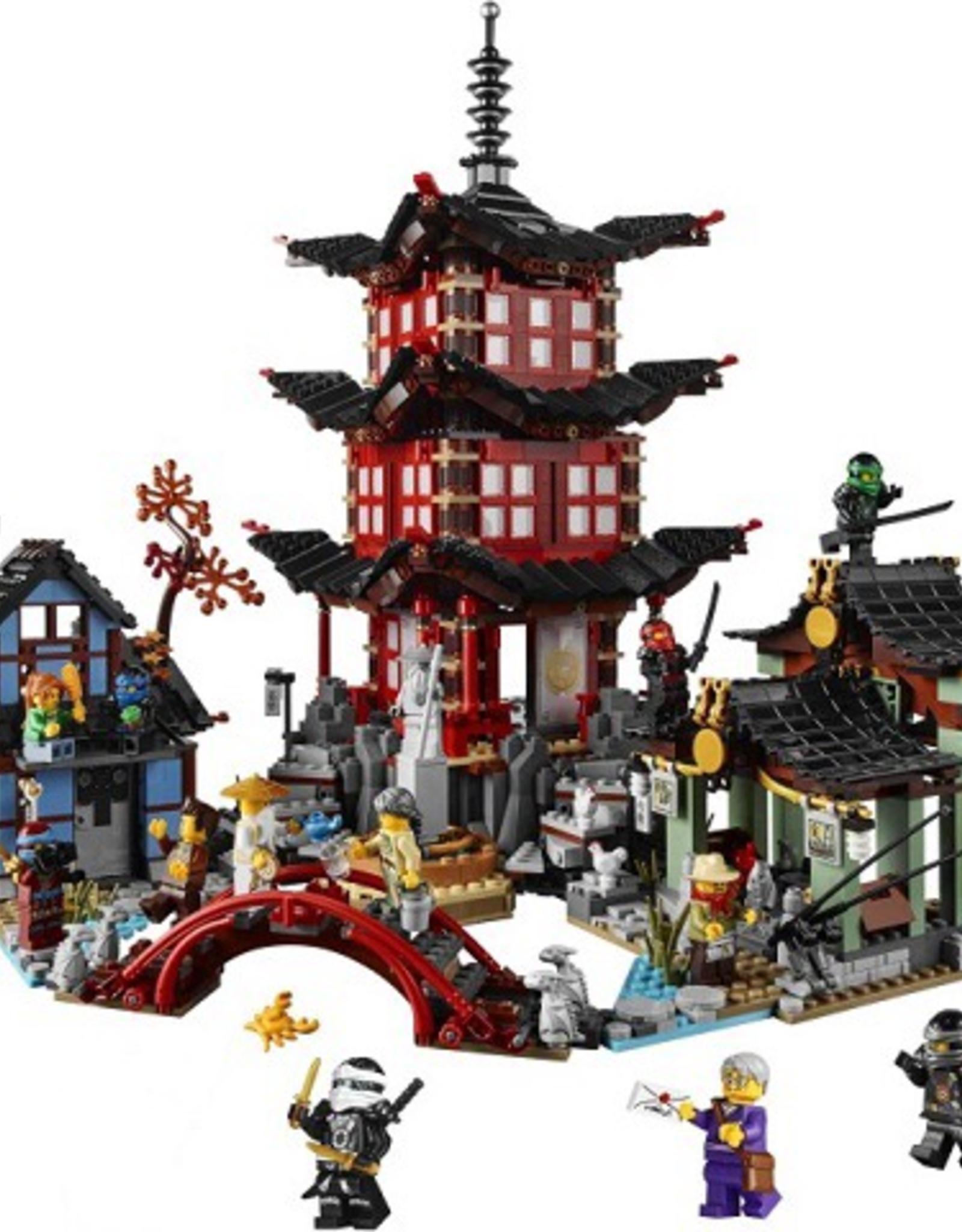 LEGO LEGO 70751 Temple of Airjitzu NINJAGO