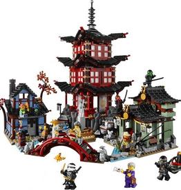 LEGO 70751 Temple of Airjitzu NINJAGO