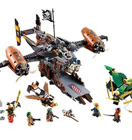 LEGO 70605 Misfortune's Keep NINJAGO