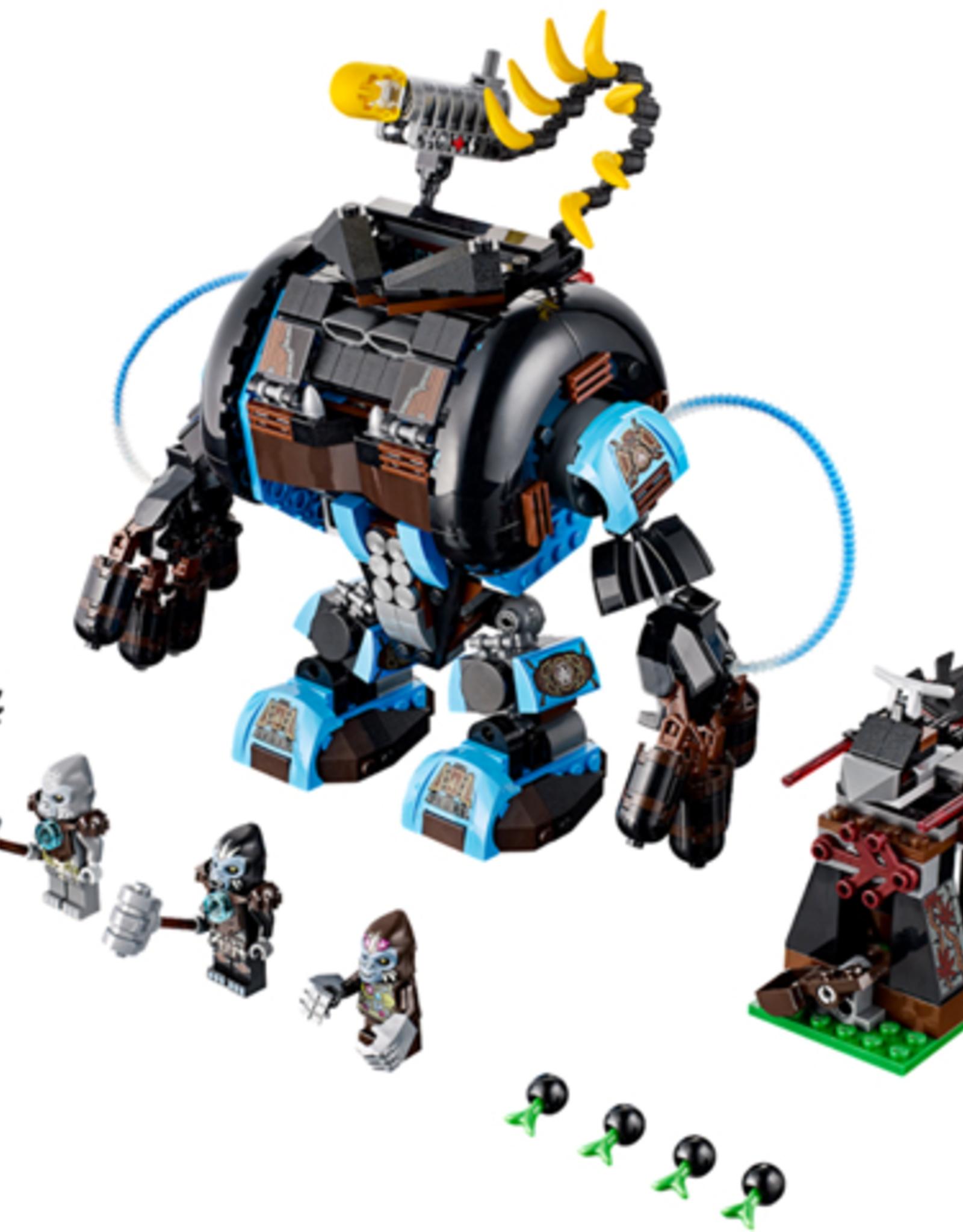 LEGO LEGO 70008 Gorzan's Gorilla Striker CHIMA