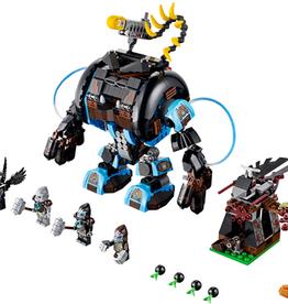 LEGO 70008 Gorzan's Gorilla Striker CHIMA