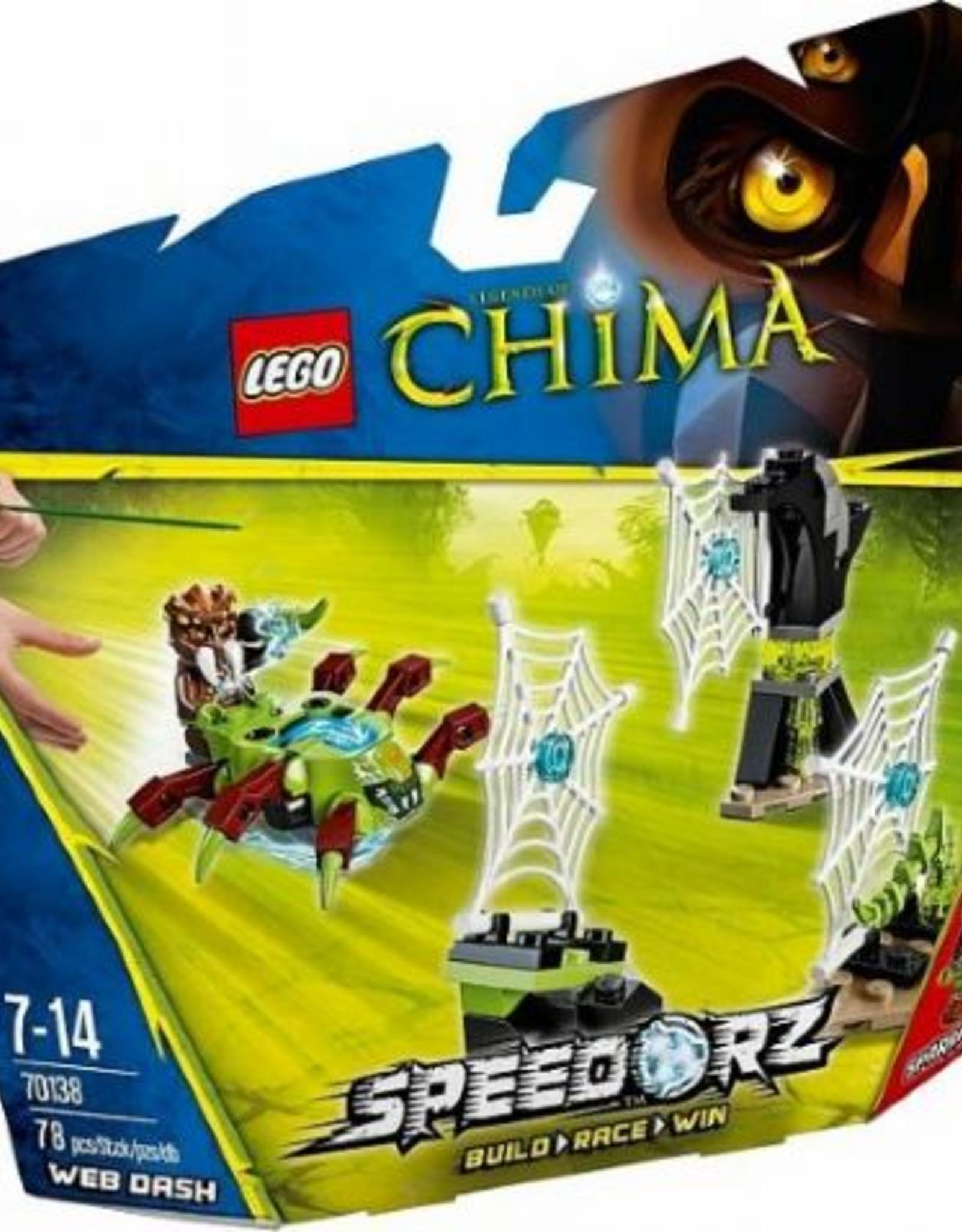 LEGO LEGO 70138 Web Dash CHIMA