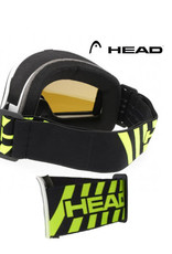 HEAD SKIBRIL HEAD Horizon Event Black/Yellow
