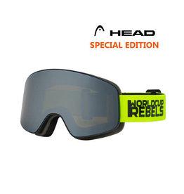 HEAD SKIBRIL HEAD Horizon Rebels Black/Yellow