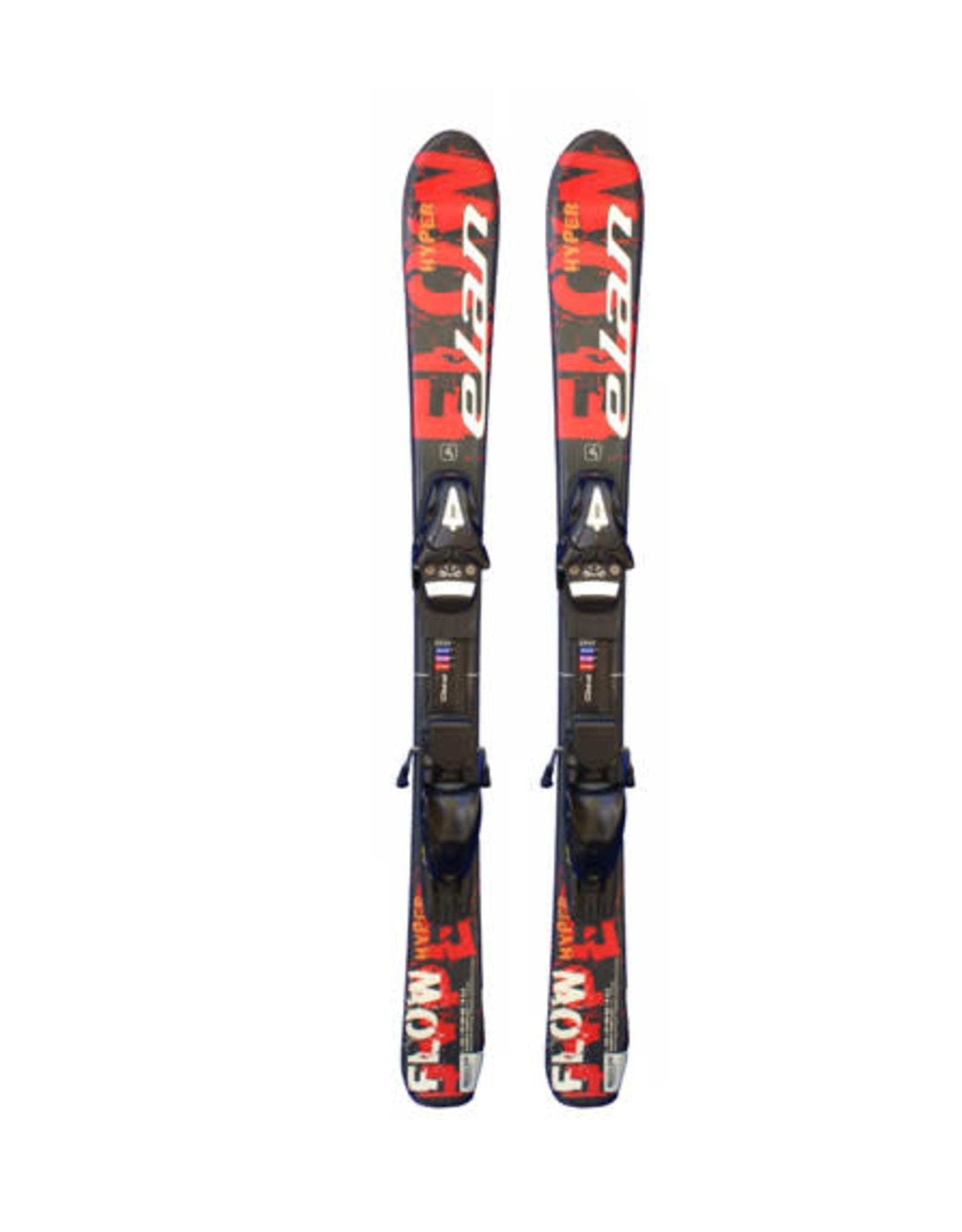 ELAN Elan Hyper Flow Ski's Gebruikt 070cm