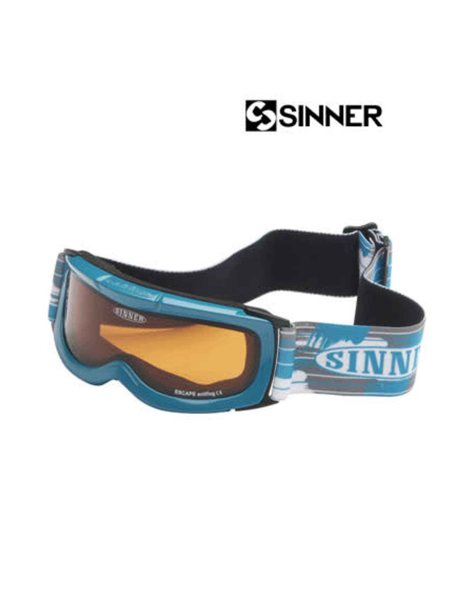 SINNER SKIBRIL SINNER ESCAPE Shiny Carribean Sea Jr.