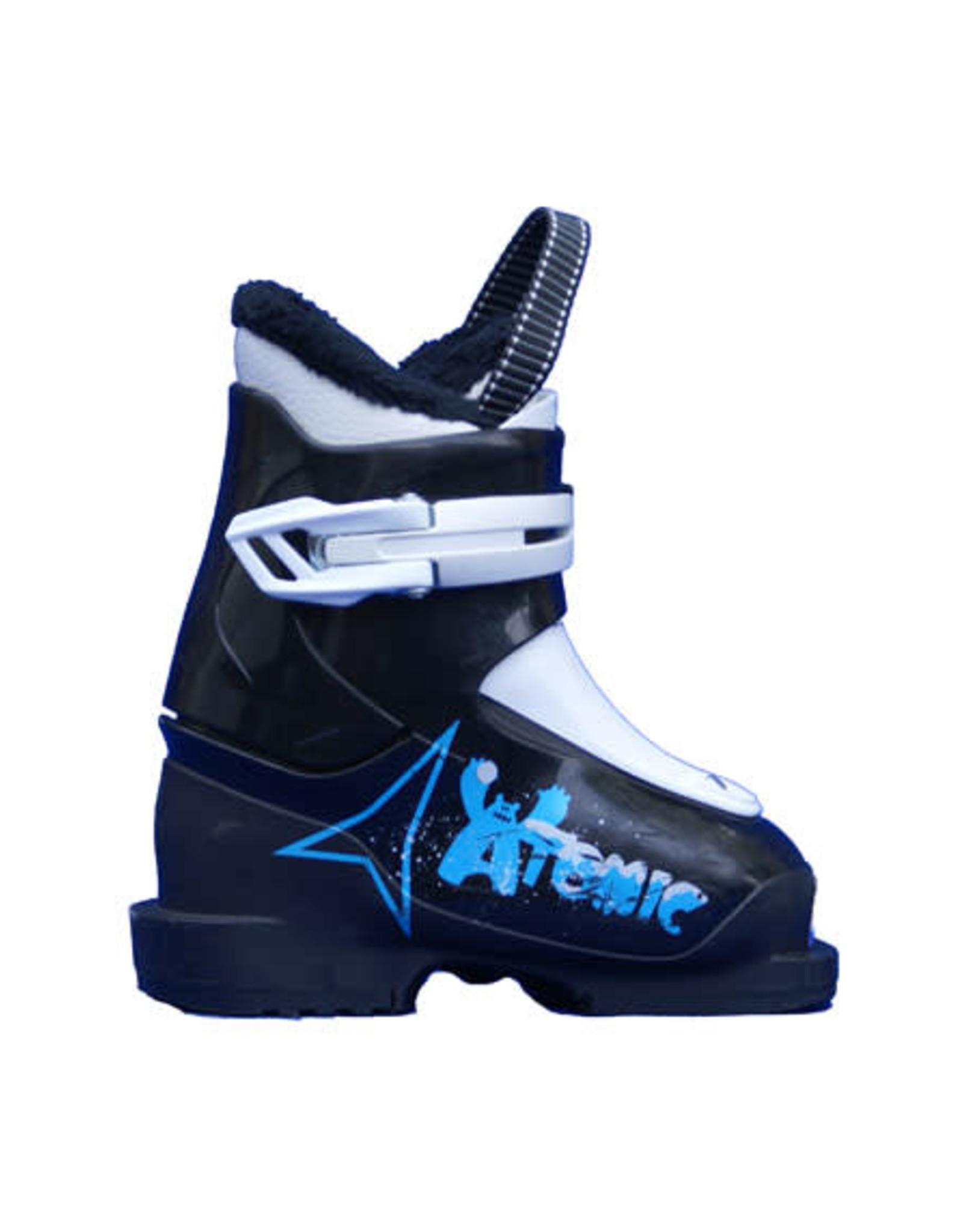 ATOMIC Skischoenen ATOMIC Sneeuwman (zw/blw) Gebruikt 25 (mondo 15)