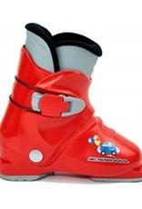 ROSSIGNOL Skischoenen Rossignol R18 Rood Gebruikt 26.5 (mondo 16.5)