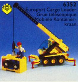 LEGO 6352 Cargomaster Crane  TOWN