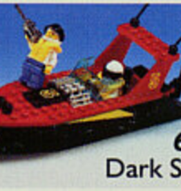 LEGO 6679 Dark Shark - Harbor
