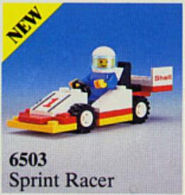 LEGO 6503 Sprint Racer LEGOLAND