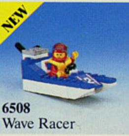 LEGO 6508 Wave Racer LEGOLAND